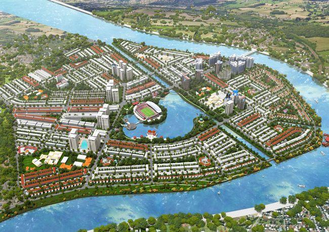 Vạn Phúc Riverside City Thủ Đức