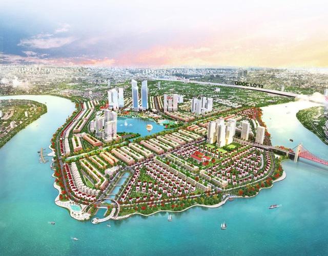 Khu đô thị Vạn Phúc tọa lạc liền kề đại lộ huyết mạch thành phố – Phạm Văn Đồng.